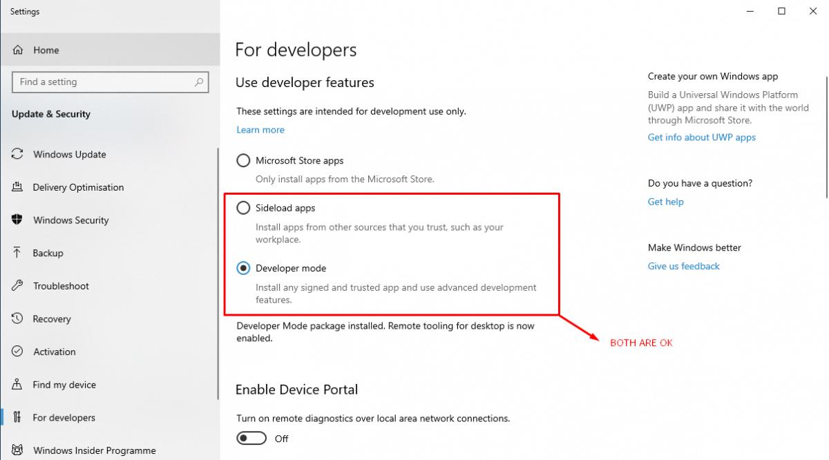 how to install an app on windows 10 using windows powershell