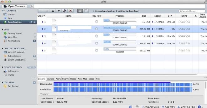 alternatives to utorrent mac cataline folx